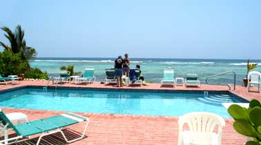 Grand Cayman's intimate and affordable beachfront alternative to the large chain hotels.